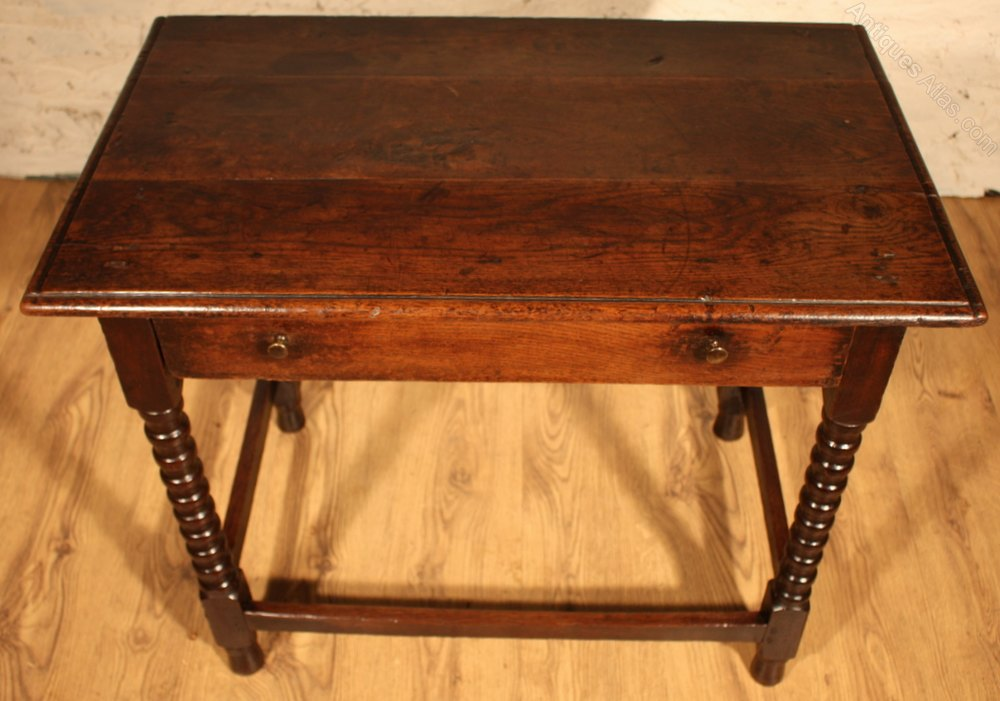 dating oak tables Antique furniture value - want to know if your antique piece is valuable just because it's old furniture means nothing.