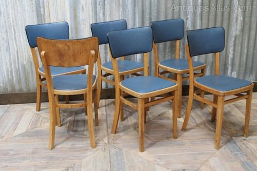 Antiques atlas ben style cafe chairs vintage wooden chairs for Funky cafe furniture