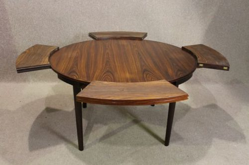 Antiques Atlas Dyrlund Flip Flap Table And Chairs