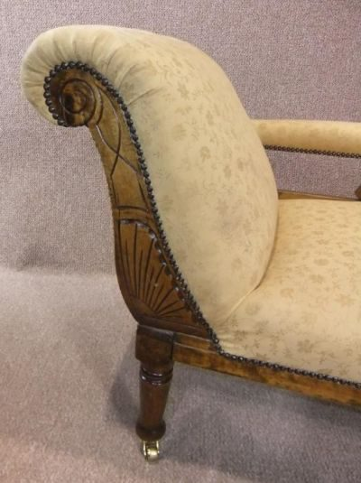 Edwardian chaise longue antiques atlas for Antique chaise longue