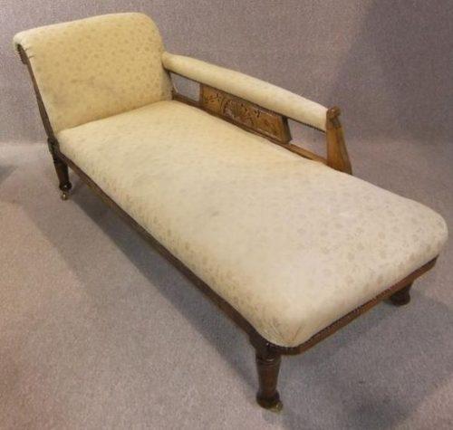 Edwardian chaise longue antiques atlas for Chaise longue 5 plazas