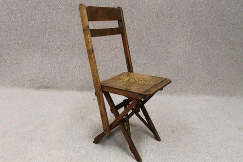 Edwardian Folding Chapel Chairs Antique ... - Edwardian Folding Chapel Chairs - Antiques Atlas