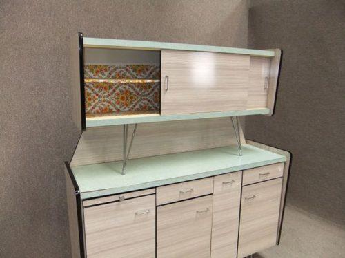 Antiques atlas retro kitchen unit work station - Vintage kitchen features work modern kitchen ...