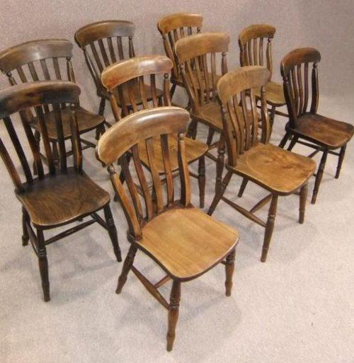 Victorian Kitchen Chairs