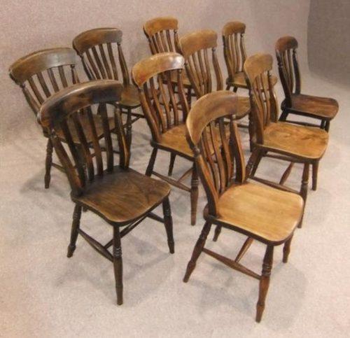 victorian kitchen chairs antiques atlas