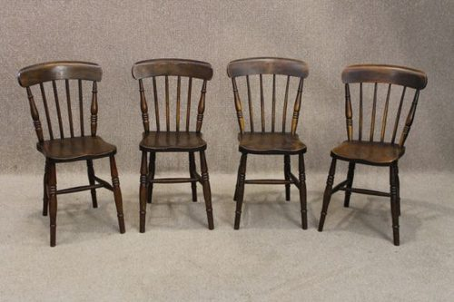 Antique kitchen chairs contact seller peppermill antiques tel 01543