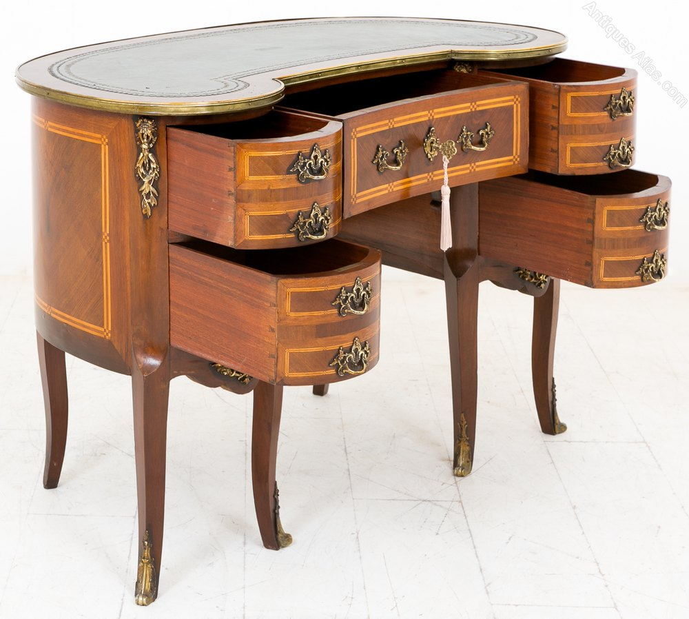 kidney shaped writing desk Description modern sophisticated and stylish describe this two drawer writing  desk the gently curved kidney shaped desk is constructed of solid acacia with.