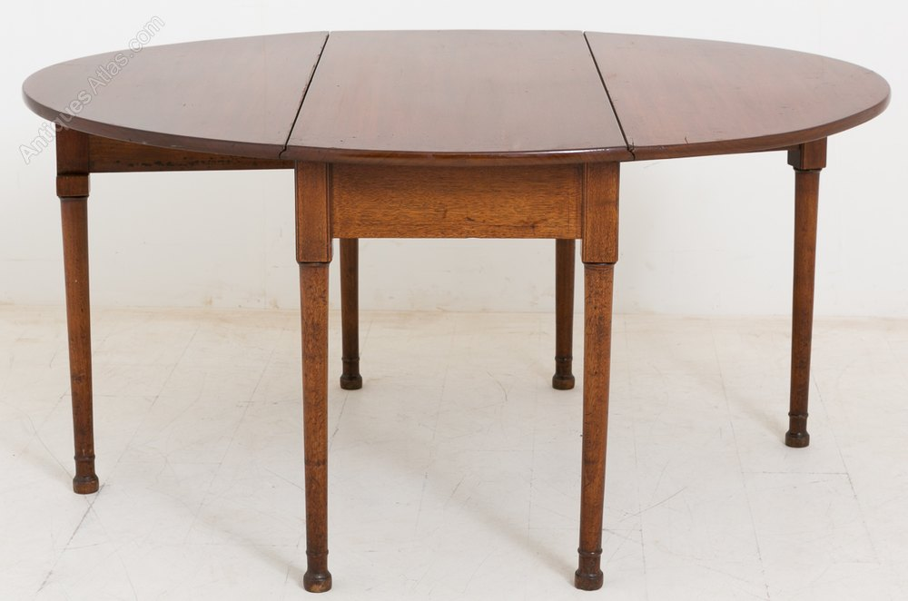 Mahogany Oval Drop Leaf Dining Table Antiques Atlas : MahoganyOvalDropLeafDiningas328a075z 3 from www.antiques-atlas.com size 1000 x 662 jpeg 62kB