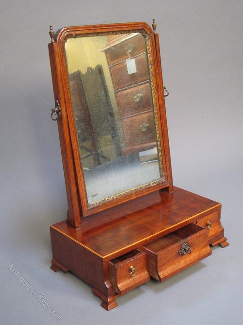 Antiques Atlas 18thc Mahogany Box Mirror