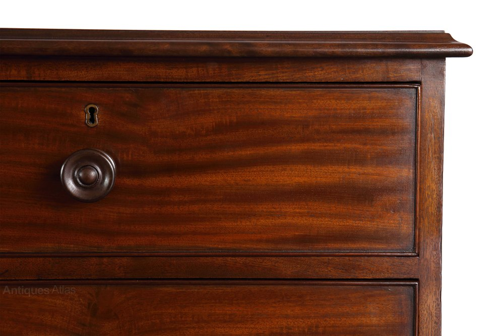 Holland u0026 Sons Mahogany Chest Of Drawers - Antiques Atlas