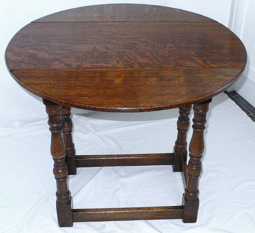 Oak Drop Leaf Coffee Table Antiques Atlas