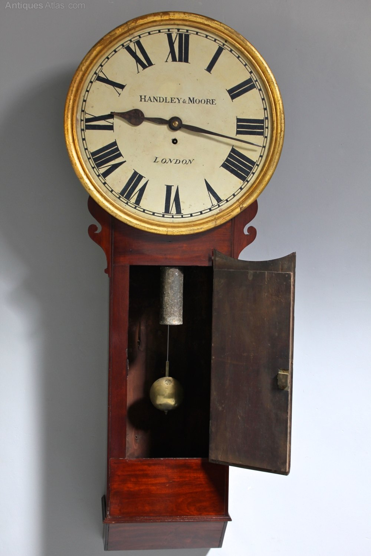 Antiques Atlas Early 19th Century Tavern Clock M901