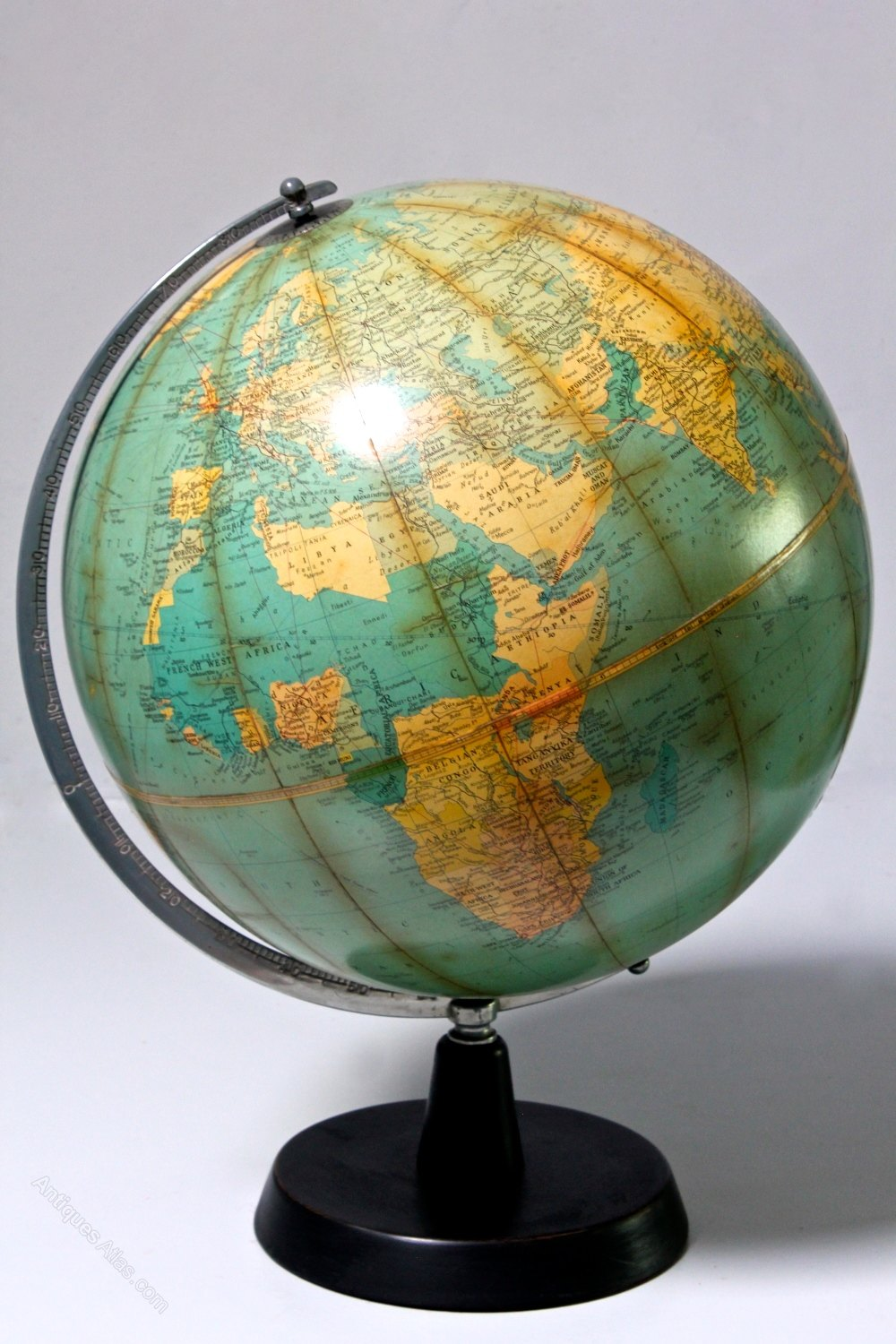 from Grayson dating old globes