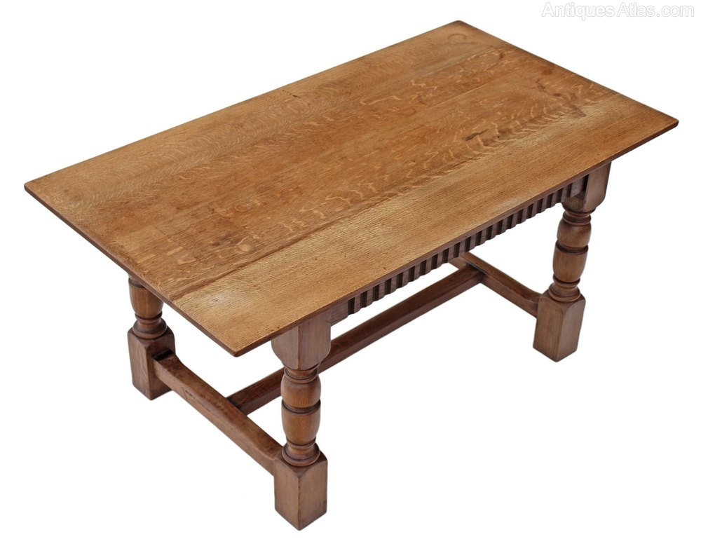 Antique Refectory Dining Table Oak Refectory Dining  : Oakrefectorydiningtablekitas462a1144z 1 from honansantiques.com size 1000 x 789 jpeg 86kB