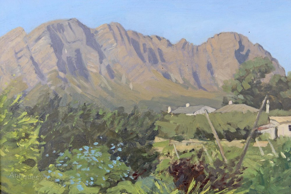 South African Landscape Oil Paintings Photos Oil Painting South