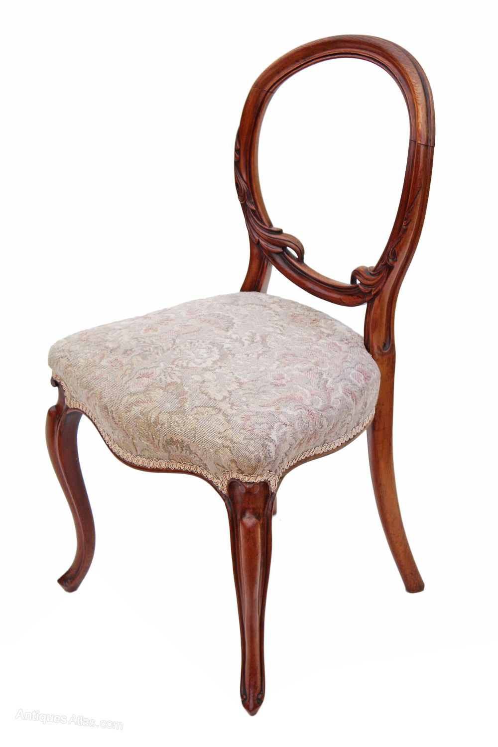 Set Of 6 Victorian Rosewood Dining Chairs Balloon  : Setof6Victorianrosewooddias462a1130z 1 from www.antiquesatlas.com size 1000 x 1500 jpeg 127kB