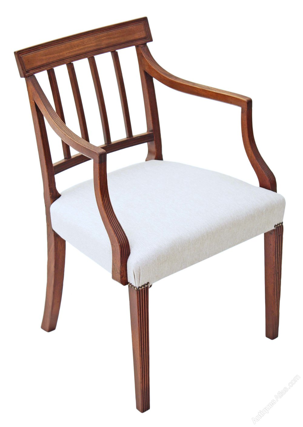 Set Of 8 6 2 Mahogany Georgian Dining Chairs  : Setof862mahoganyGeorgiaas462a1264z 4 from www.antiques-atlas.com size 1000 x 1411 jpeg 112kB