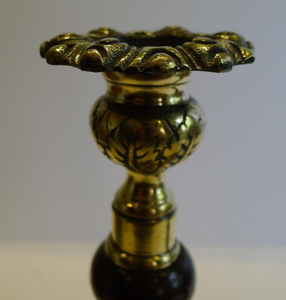 CandlesticksCandelabraLighting  Antique Silver from