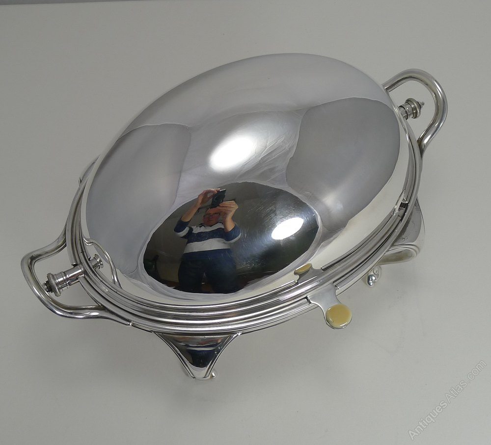 Silver plate mappin webb