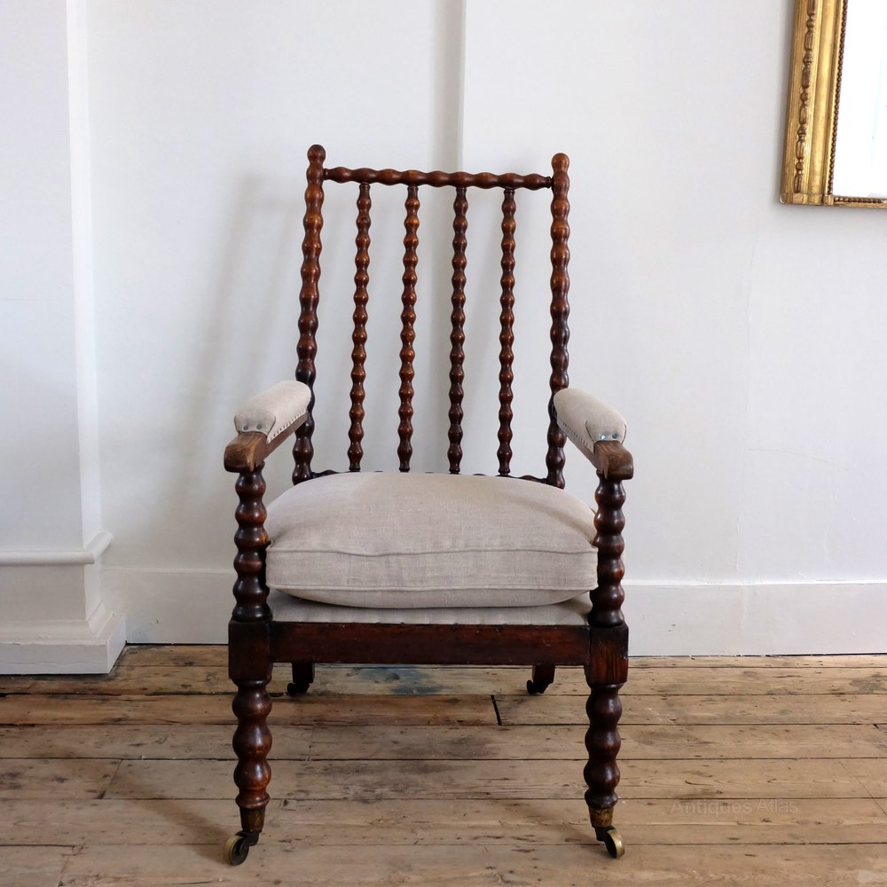 antique bobbin chair antiques atlas