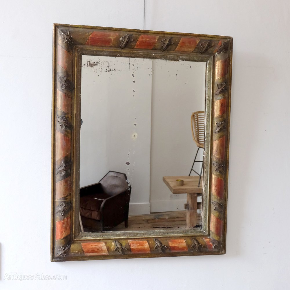 Antiques atlas french antique mirror for Antique french mirror