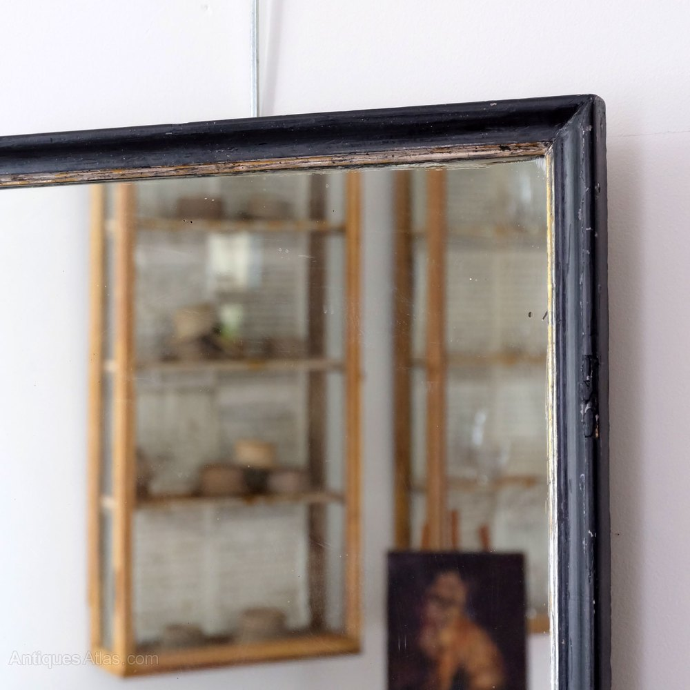 Antiques atlas narrow french antique mirror for Narrow mirror