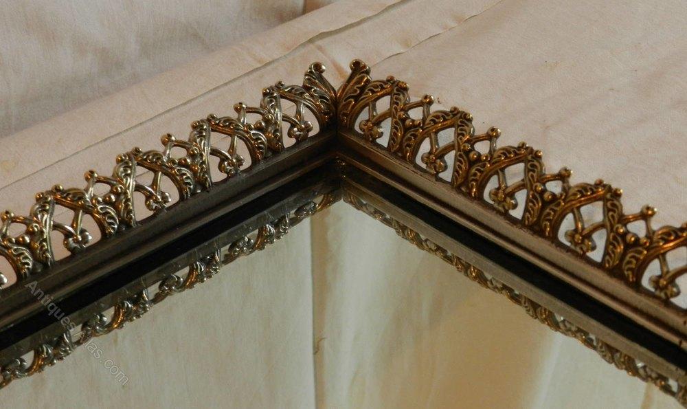 Antiques Atlas Mirrored Vanity Tray