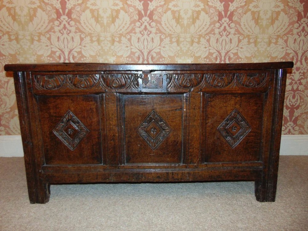 dating antique coffers Our antique oak coffer often include antique oak coffer antiques of woodstock 18/20 market place chests / coffers.