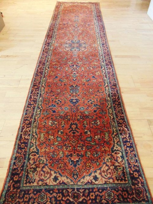 Good Pair Of Indian Rug / Carpet / Runners ...