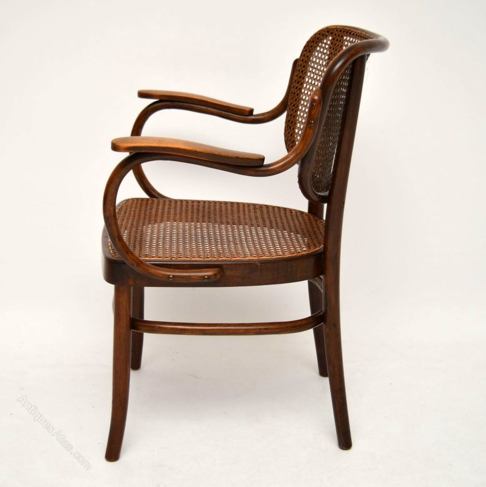 Antique thonet bentwood chair - Photos Pair Of Antique Thonet Bentwood