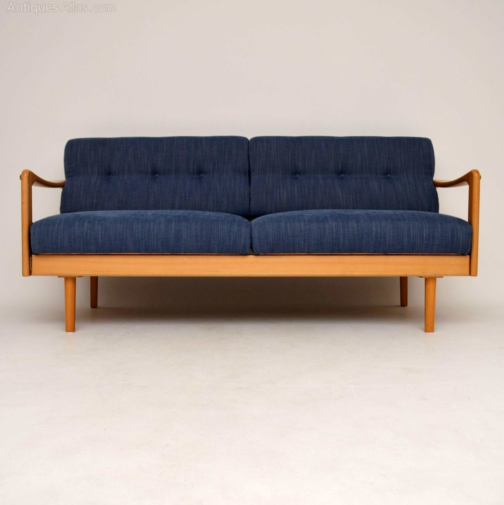 Antiques Atlas Retro Sofa Bed By Wilhelm Knoll Vintage