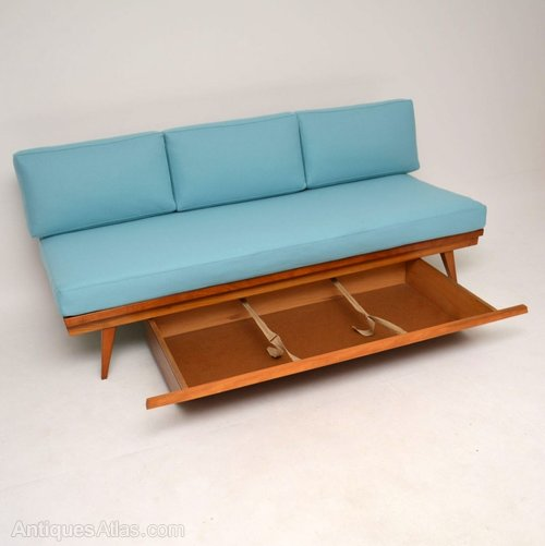 antiques atlas retro sofa day bed by wilhelm knoll