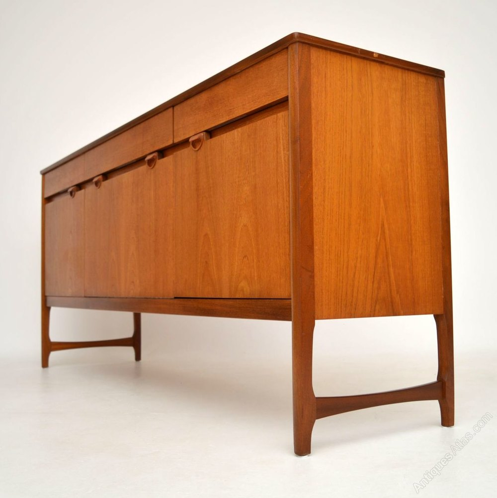 antiques atlas retro teak sideboard vintage 1960 39 s. Black Bedroom Furniture Sets. Home Design Ideas