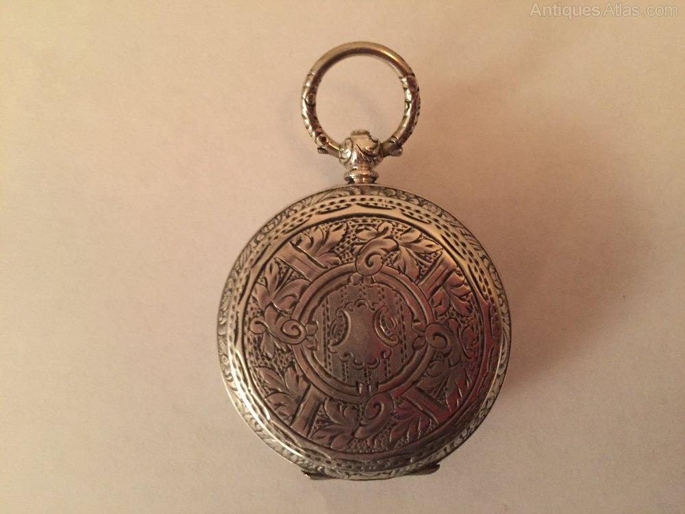 antiques atlas antique silver pocket