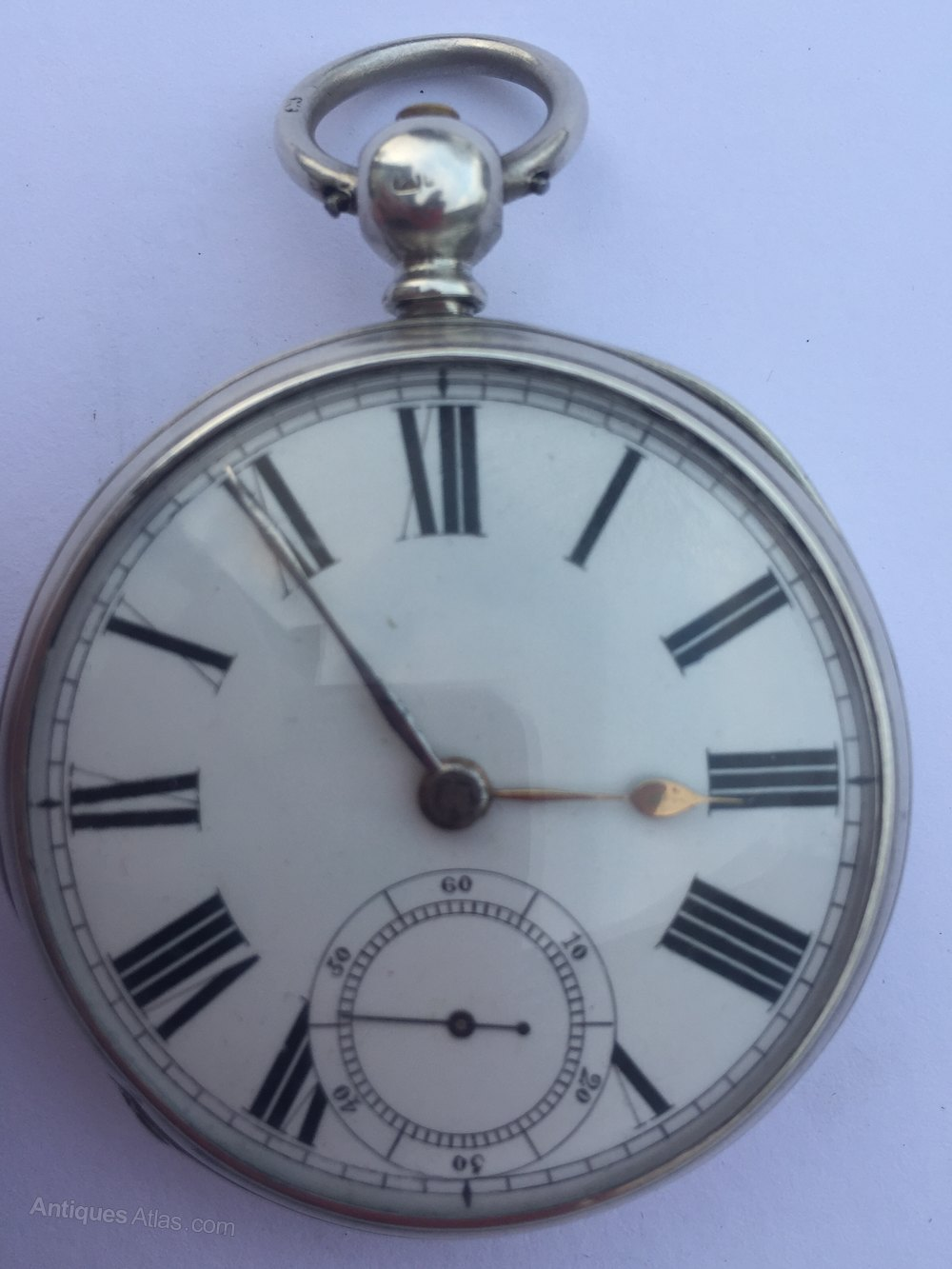 Cleaning vintage pocket watches
