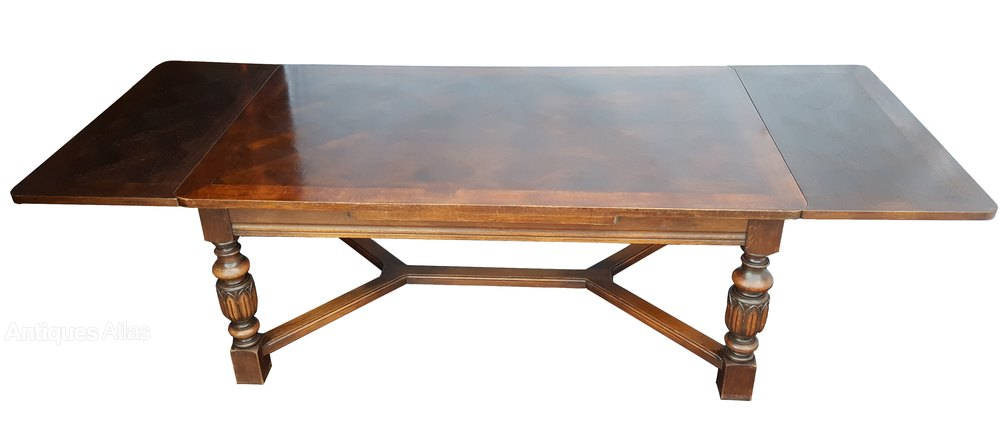 Large Extending Dining Table Antiques Atlas
