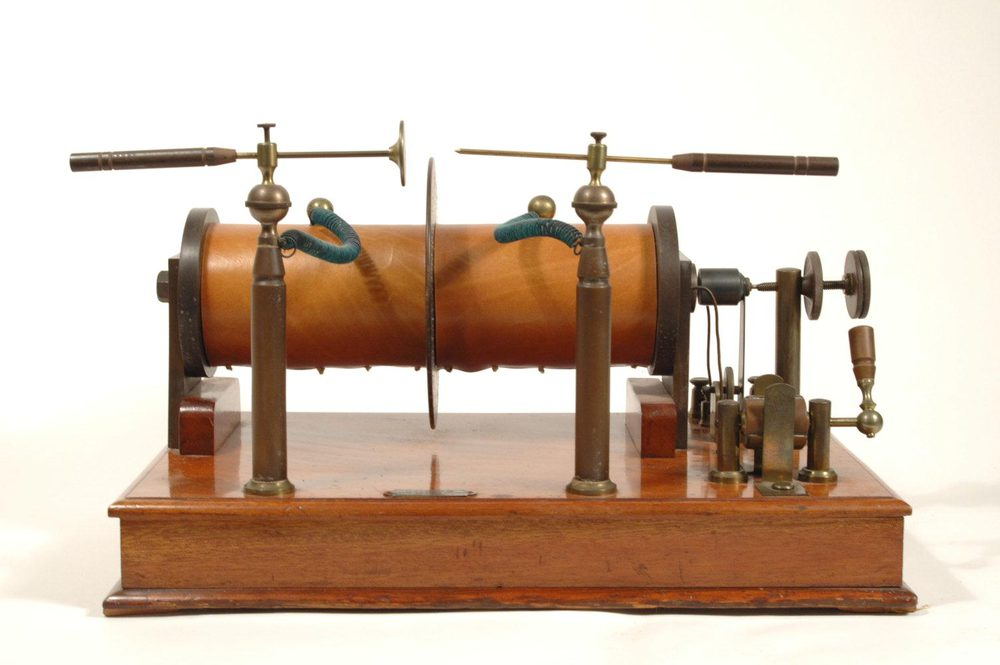 Antiques Atlas Induction Coil By W Amp J George Birmingham