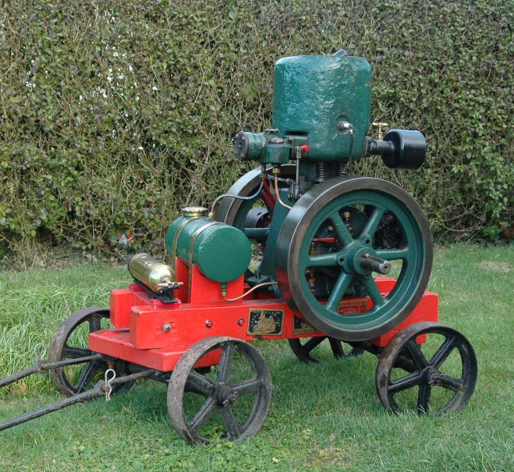 Antique stationary engines for sale for Stationary motors for sale