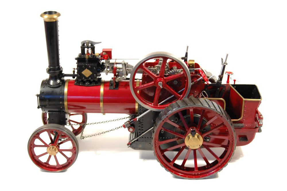 Antiques Atlas Steam Engine For Sale