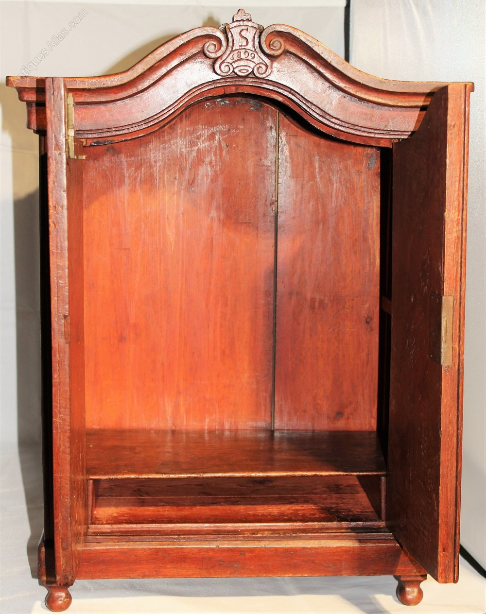 French Miniature Armoire - Antiques Atlas