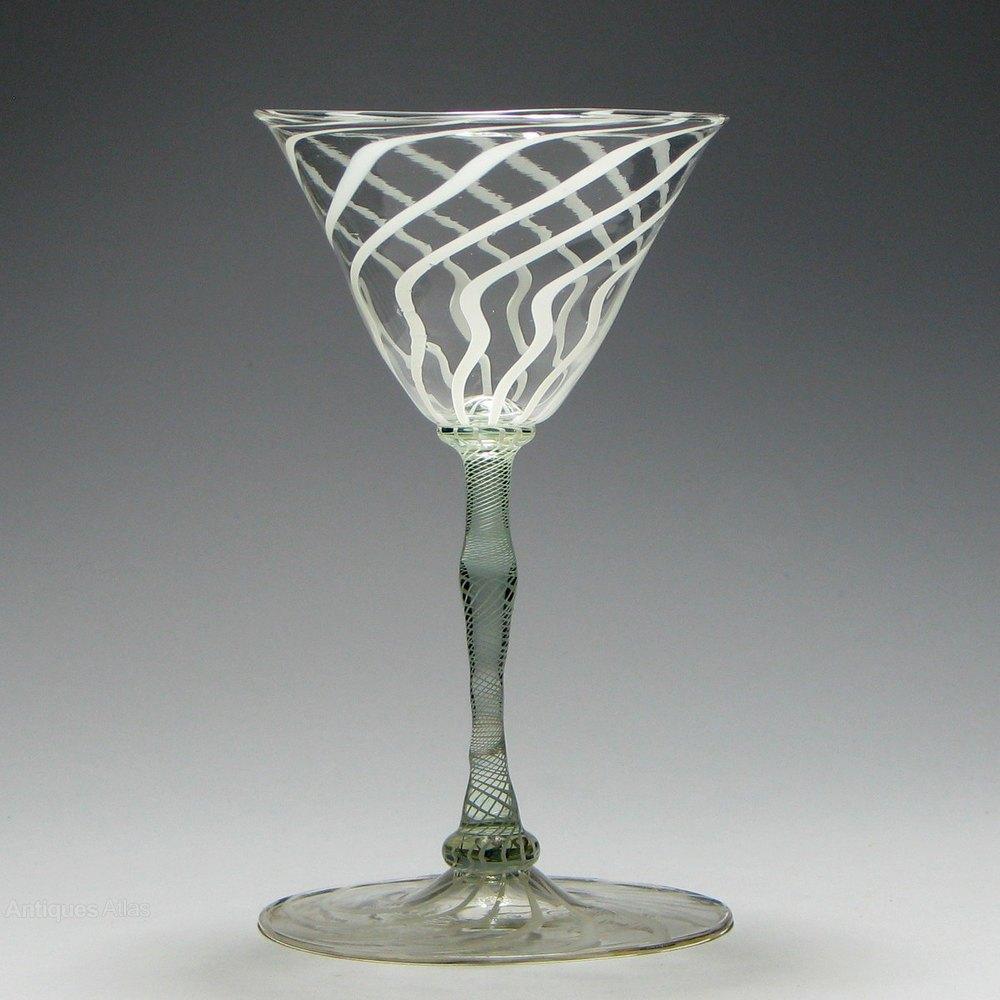 Th Century Style Venetian Glass