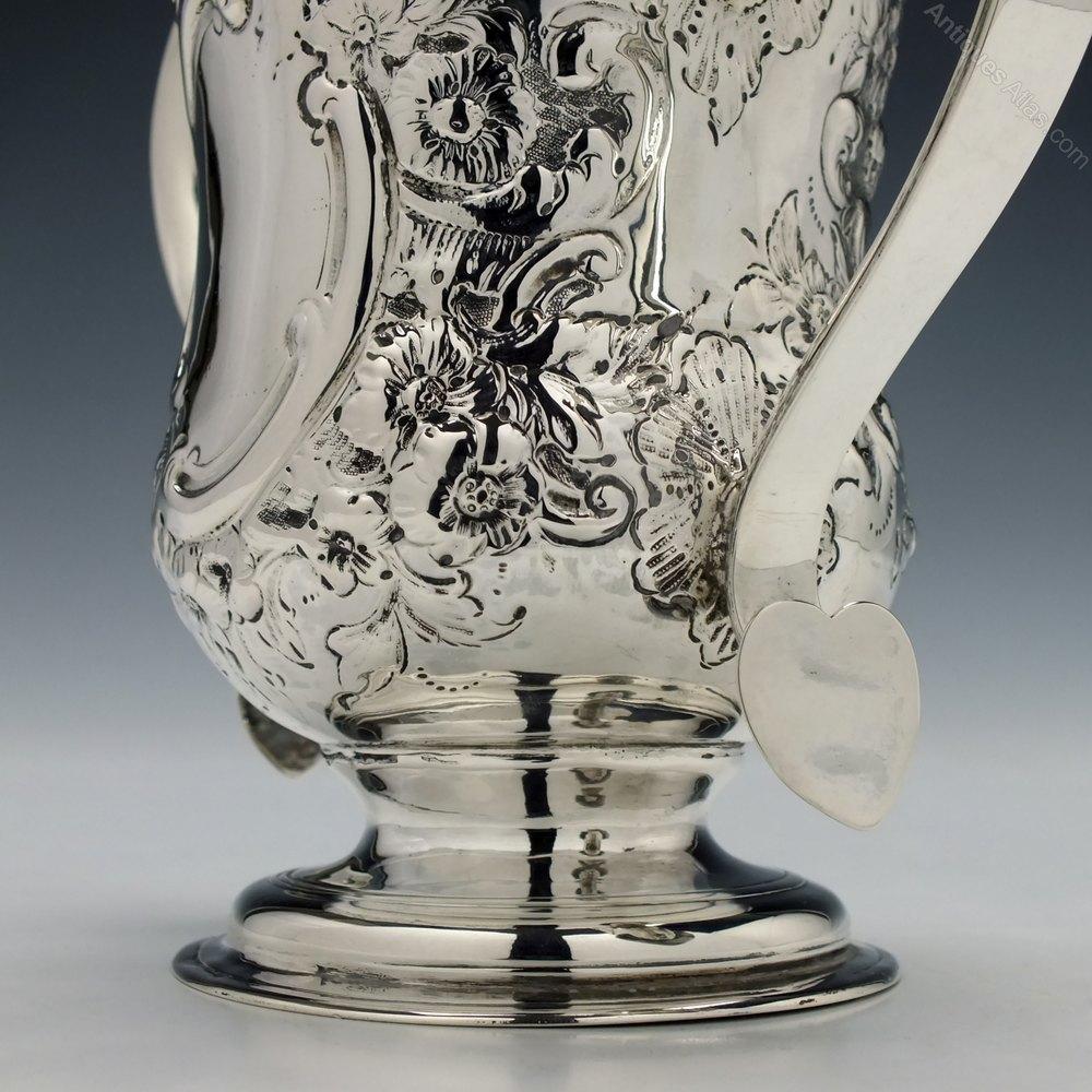 Antiques Atlas George Iii Silver Loving Cup Newcastle 1803