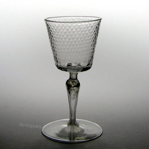 antiques atlas verre de foug re wine glass c1720. Black Bedroom Furniture Sets. Home Design Ideas