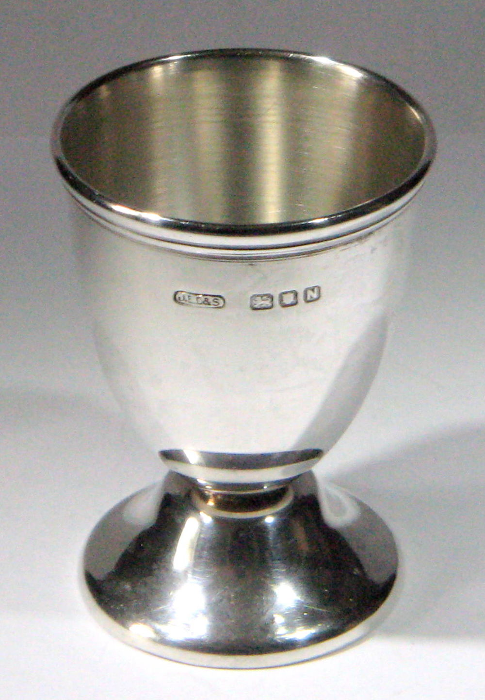 Antiques Atlas Fine George Vi Silver Egg Cup