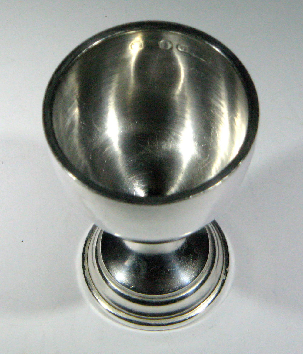Antiques Atlas George V Small Silver Egg Cup