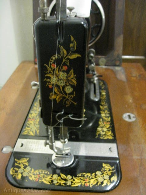 new home sewing machine serial number
