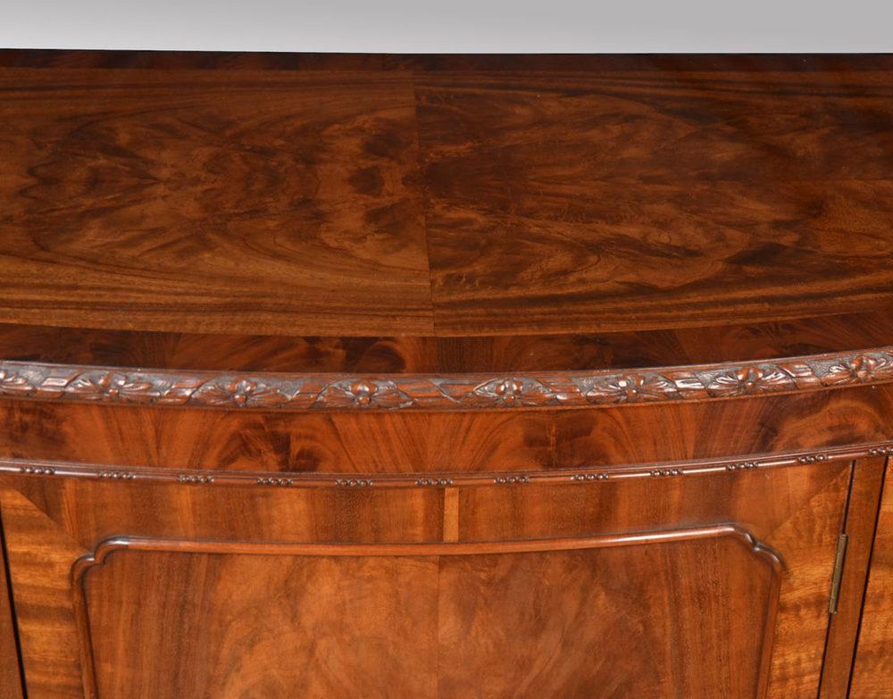 carved mahogany sideboard antiques atlas. Black Bedroom Furniture Sets. Home Design Ideas