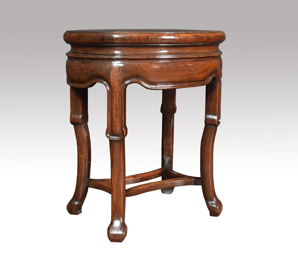 Chinese hardwood occasional table antiques atlas for Occasional tables