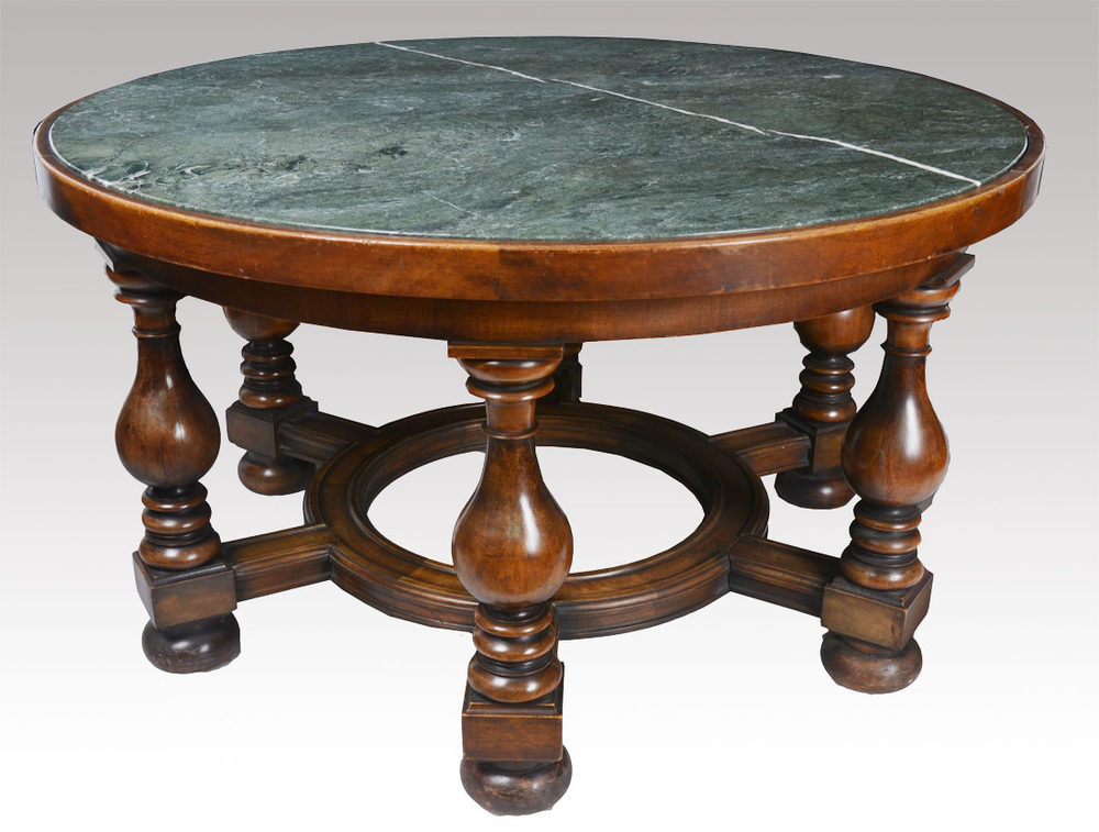 Large Marble Coffee Table Antiques Atlas