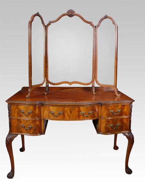 Mahogany Dressing Table Antiques Atlas